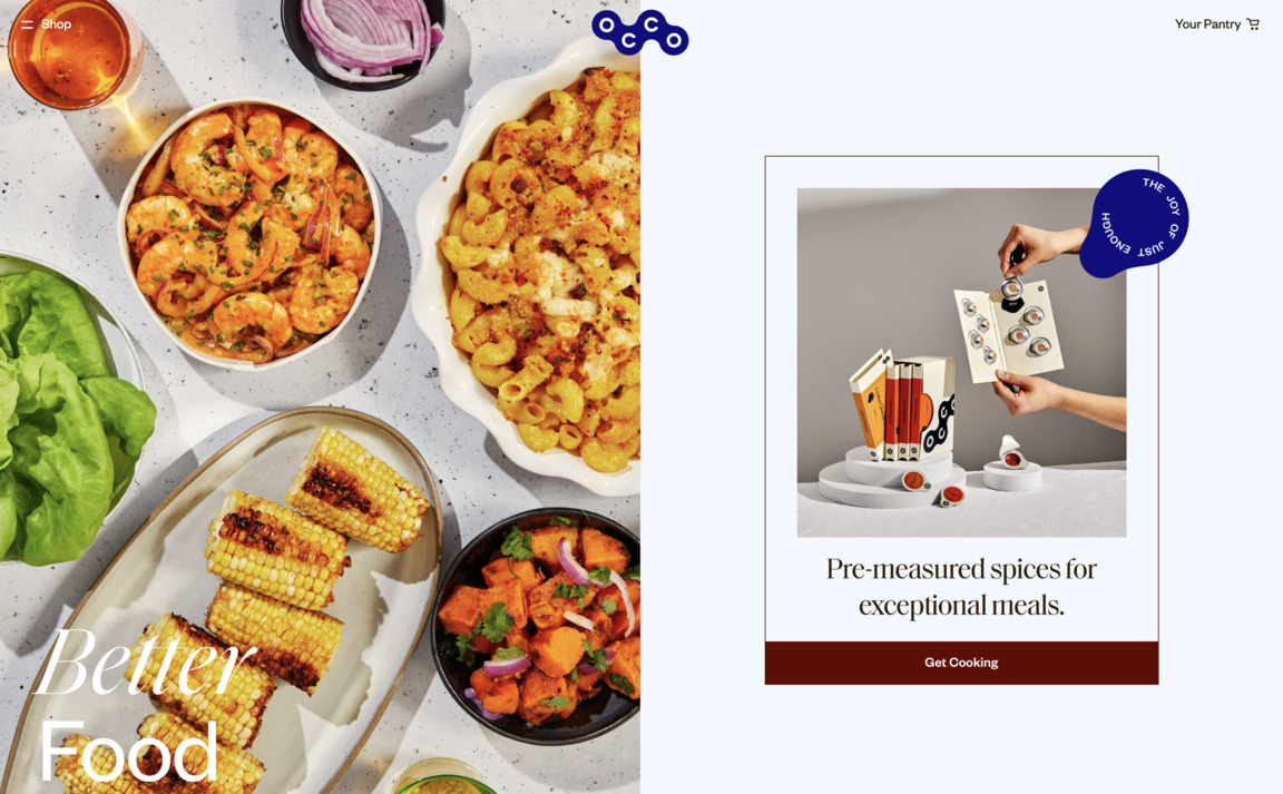 Occo Spices