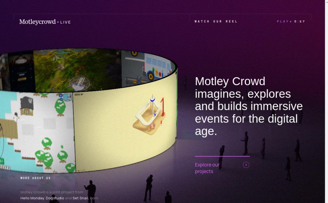 Motley Crowd