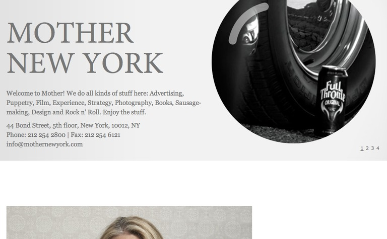 Mother New York