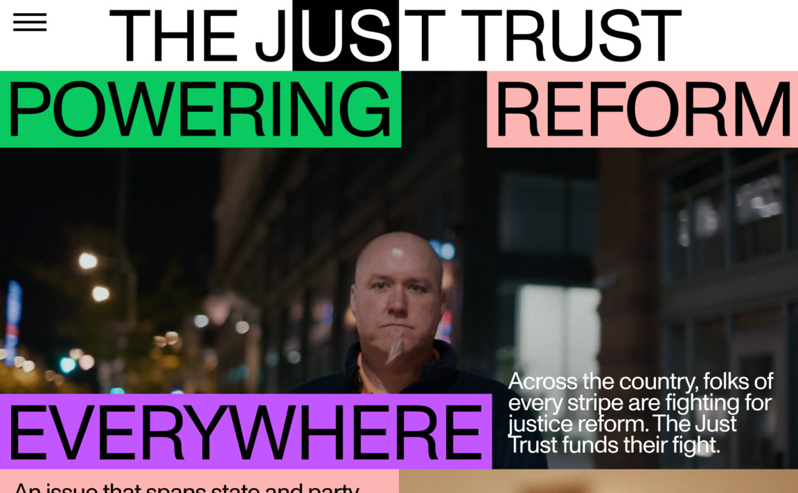 The Just Trust