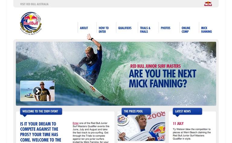 Red Bull Junior Surf Masters