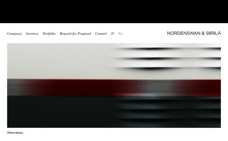 Nordenswan & Siirilä