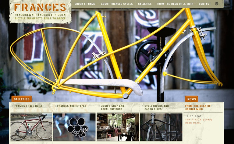 Frances Cycles