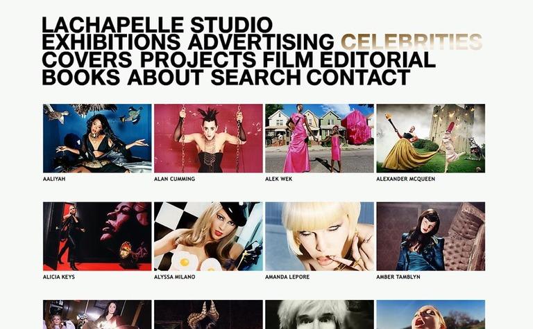 LaChapelle Studio