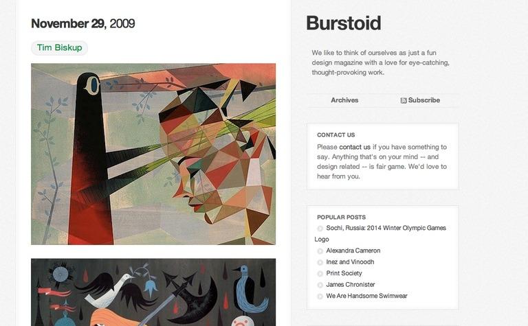 Burstoid