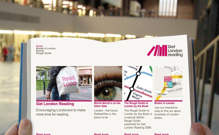 Get London Reading