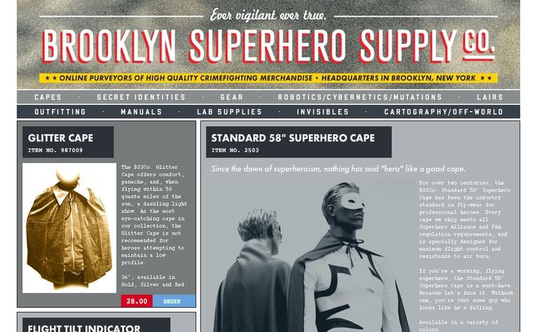 Broolyn Superhero Supply Co.