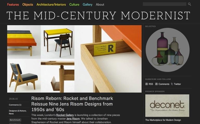 The Mid-Century Modernist
