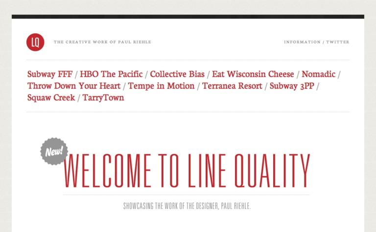 Line Quality