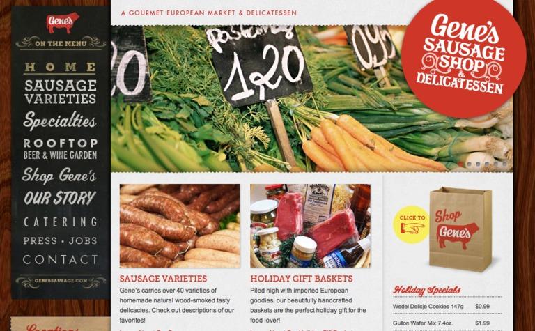 Gene's Sausage Shop & Delicatessen