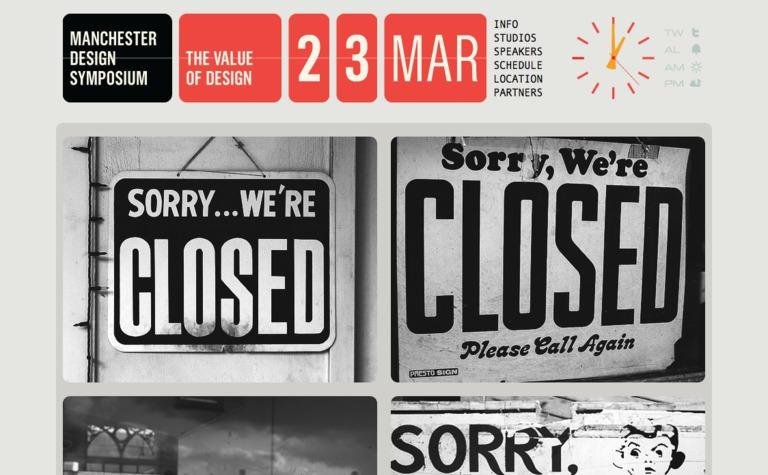 Manchester Design Symposium