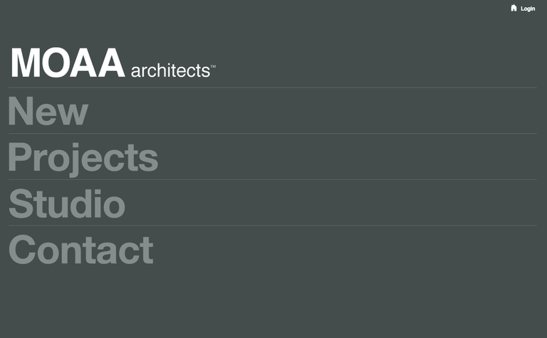 MOAA Architects