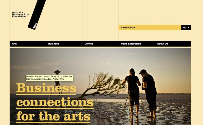 Australia Business Arts Foundation