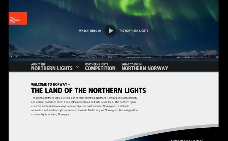 Visit Norway: Northern Lights