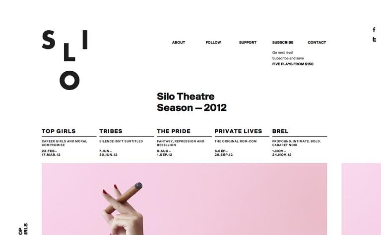 Silo Theatre