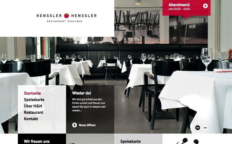 Henssler & Henssler