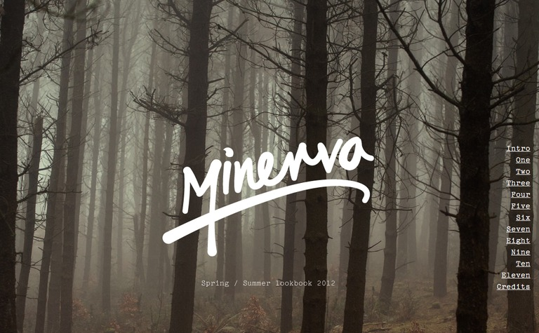 Minerva Lookbook