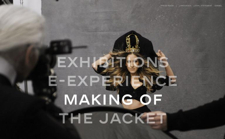 Chanel — The Little Black Jacket