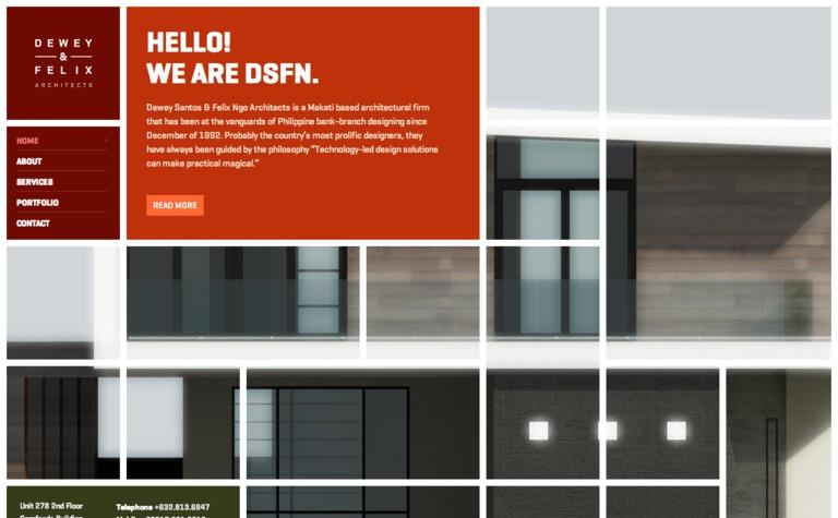 Dewey Santos & Felix Ngo Architects