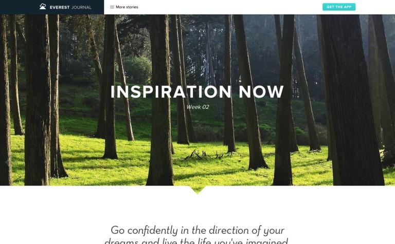 Everest Journal