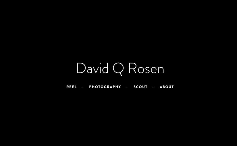 David Q Rosen