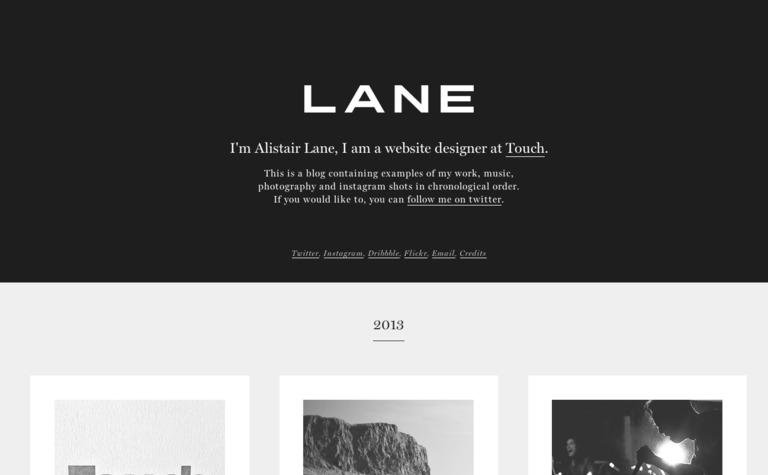 Alistair Lane