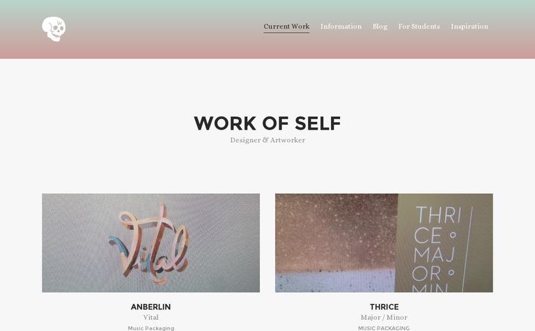 Work Of Self