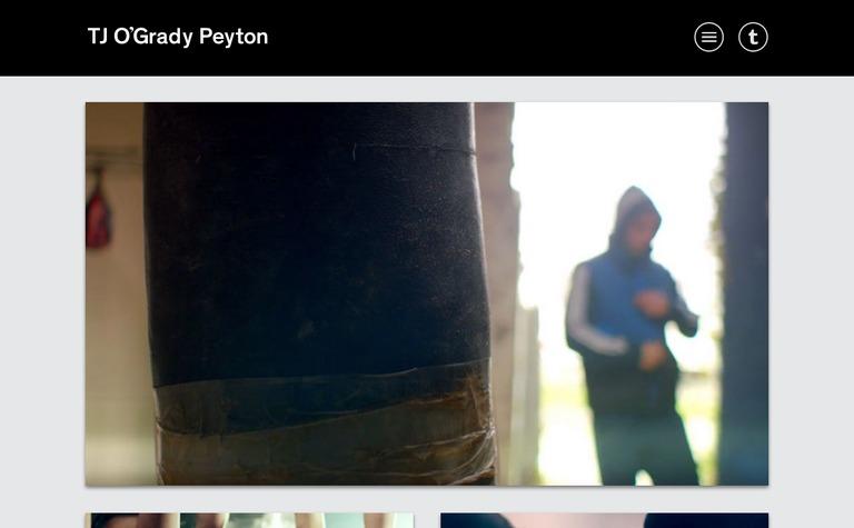 TJ O'Grady Peyton