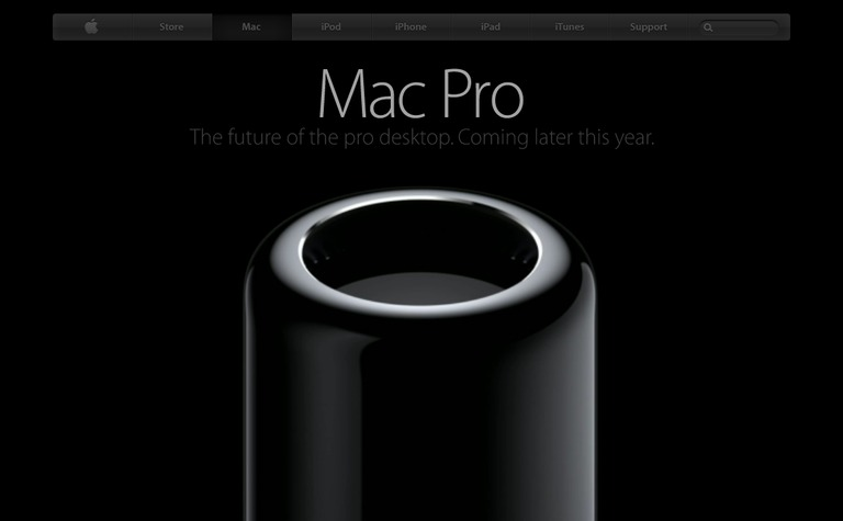 Apple — Mac Pro