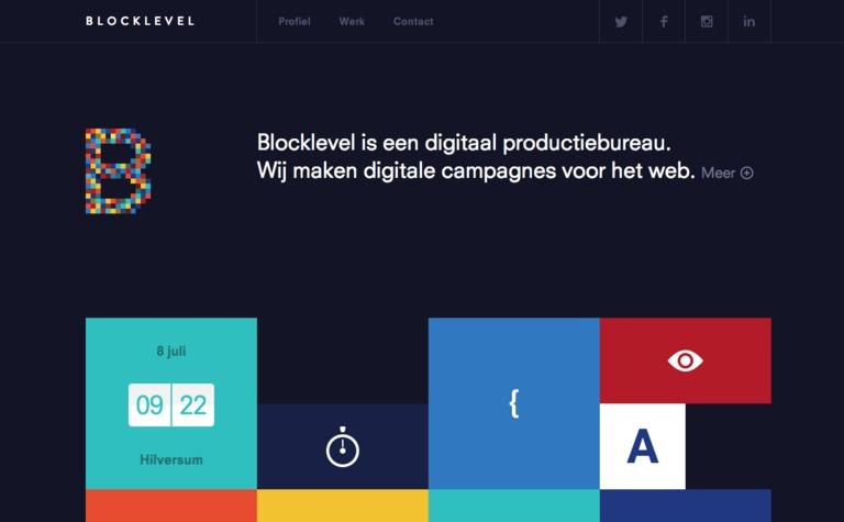 Blocklevel