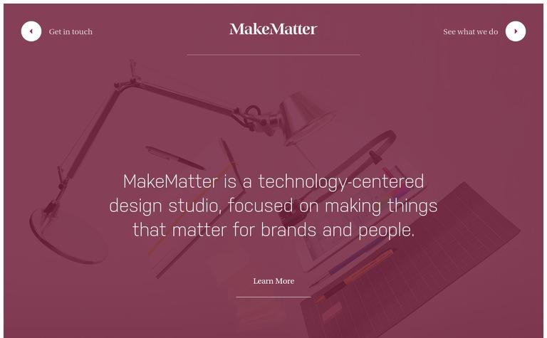 MakeMatter