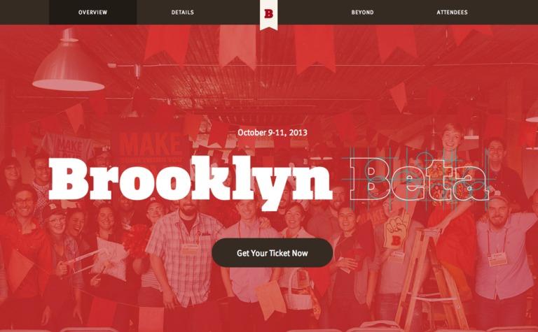 Brooklyn Beta 2013