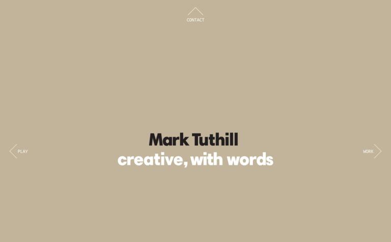 Mark Tuthill