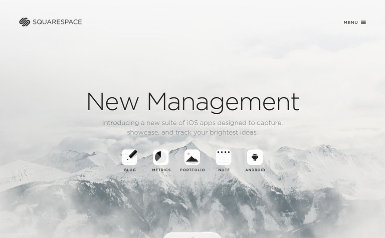 Squarespace — Mobile Apps