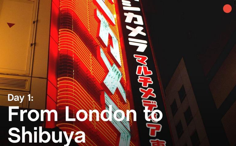 15 Days in Japan