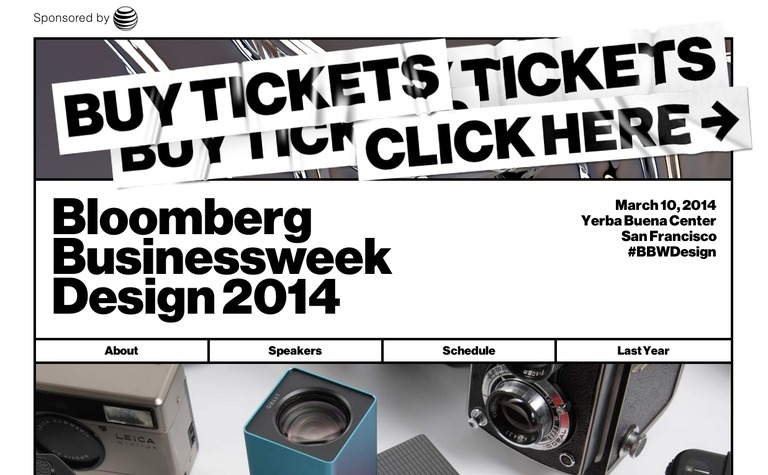 Businessweek Design Conference 2014