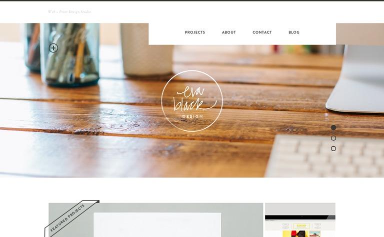 Eva Black Design