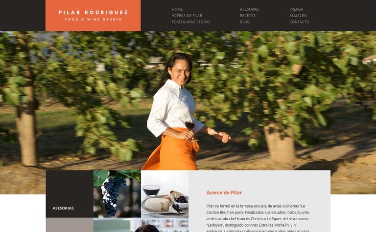 Pilar Rodriguez Food & Wine Studio