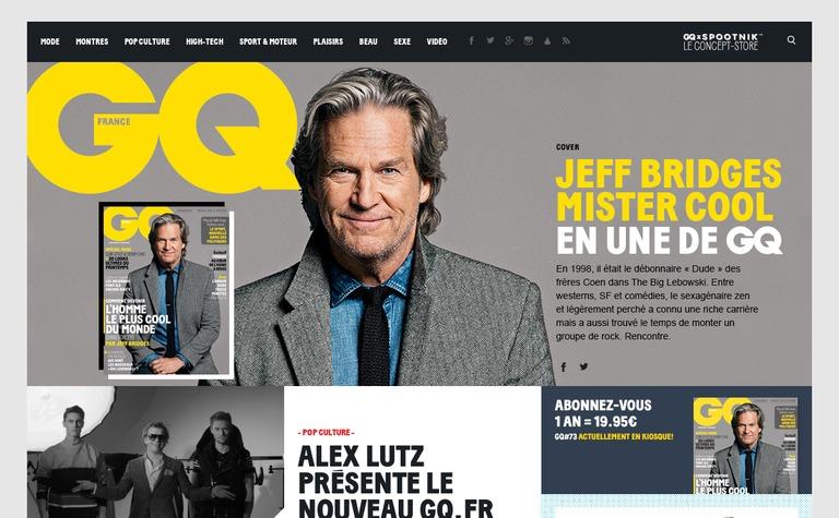 GQ — France