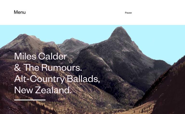 Miles Calder