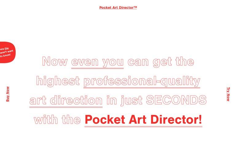 Pocket Art Director