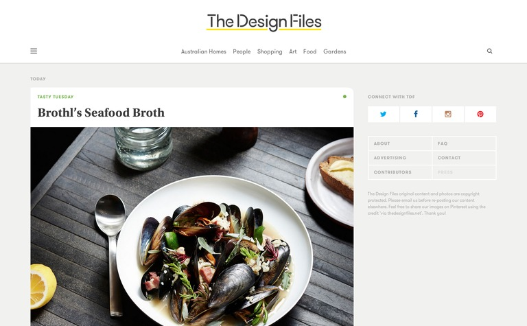 The Design Files