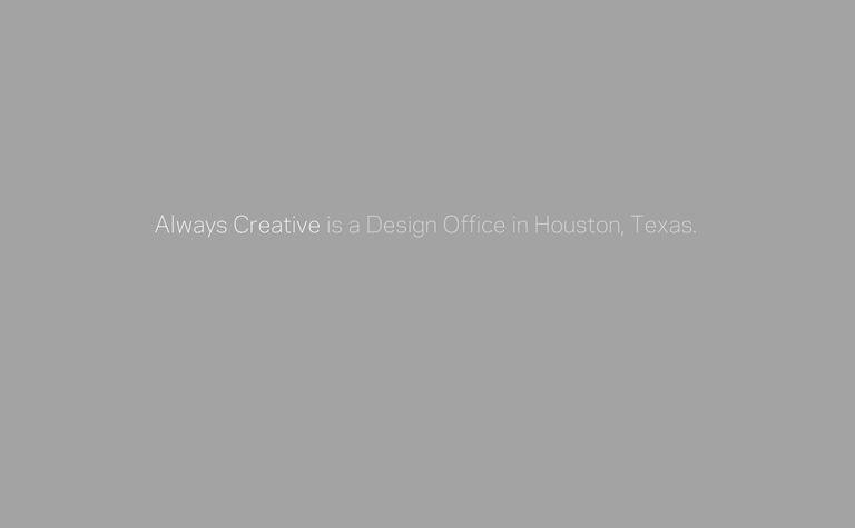 Always Creative