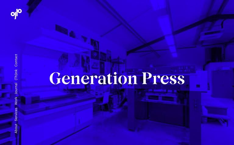 Generation Press