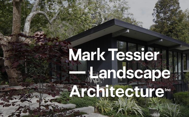 Mark Tessier Landscape Architecture