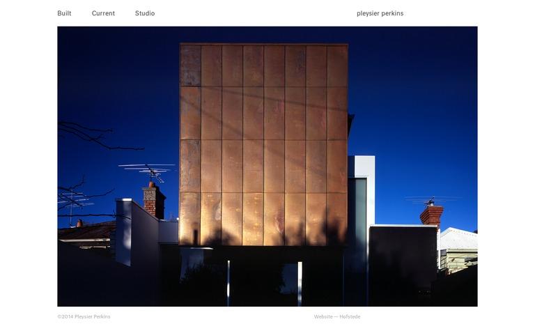 Pleysier Perkins, Architects