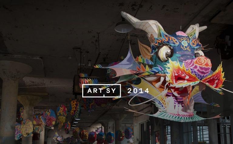 Artsy — 2014