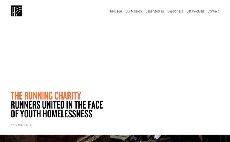 The Running Charity