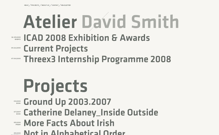 Atelier, David Smith