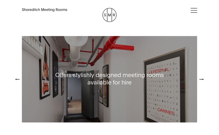 Shoreditch Meeting Rooms